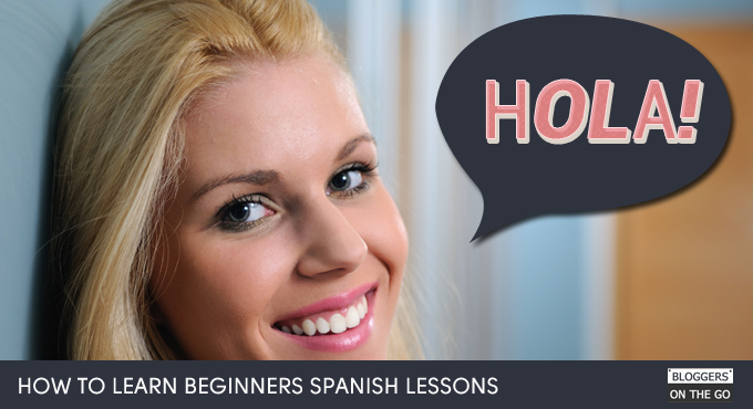 How to learn beginners Spanish lessons