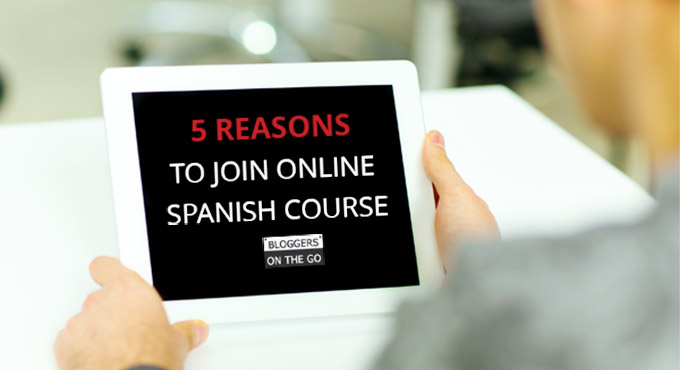 5 Reasons to join online Spanish course