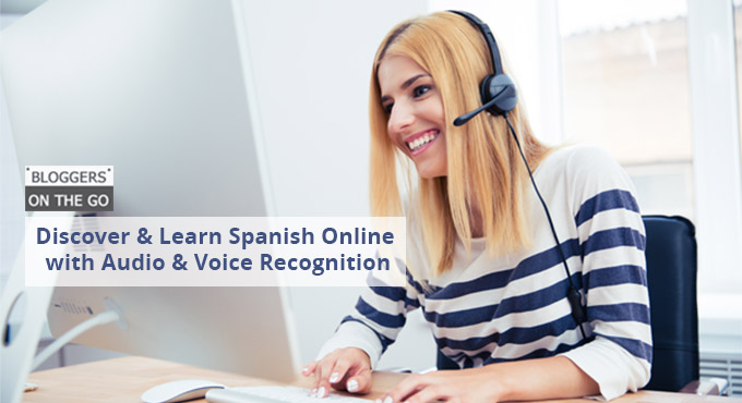 Discover & Learn  Spanish Online with Audio & Voice Recognition